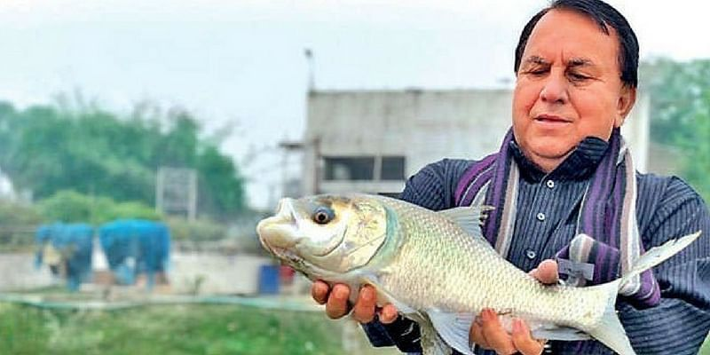 This Bihar man is earning Rs 90 lakh in a year through fishery business