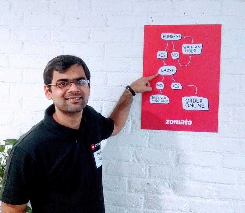 Prashant Parashar, CTO - Zomato
