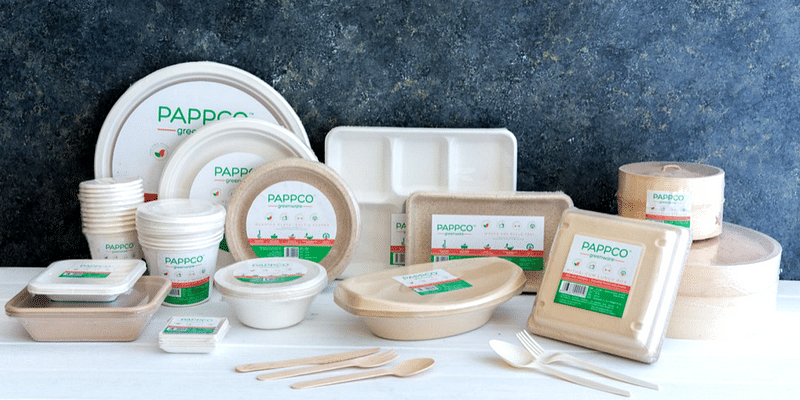 Turning agri-waste into 150 products, Pappco Greenware has