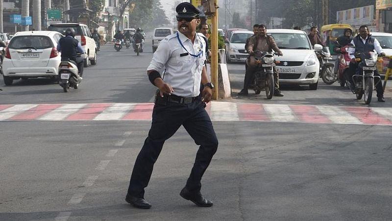 Image result for ranjeet singh traffic cop