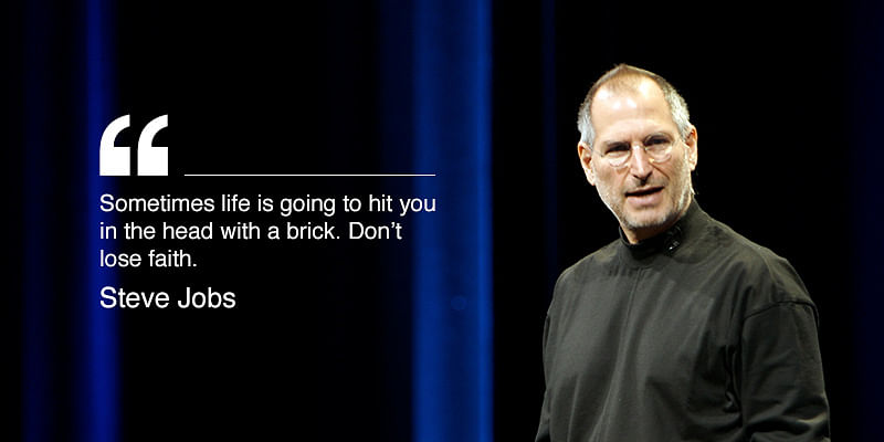 13 motivational quotes by Steve Jobs to inspire you to fight