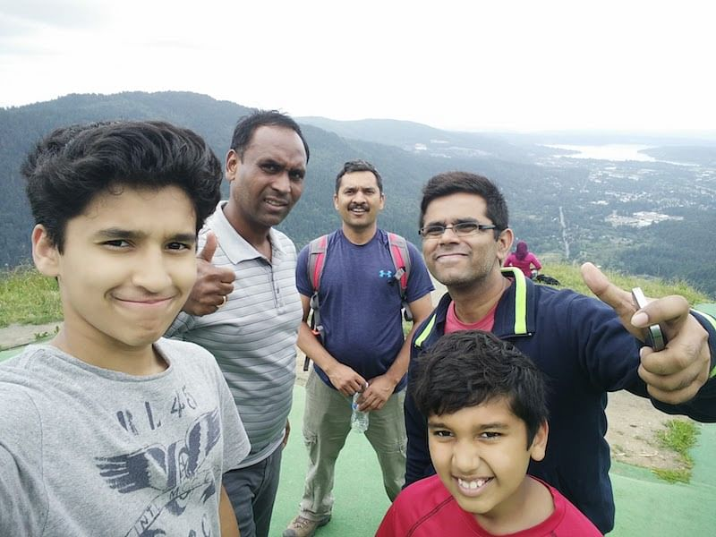 Hiking with Friends @ Tiger Mountain Seattle