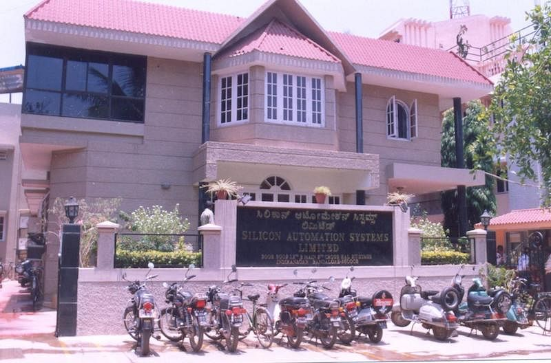 The Beginning - Sasken_s First HQ in Indiranagar, Bengaluru (3)