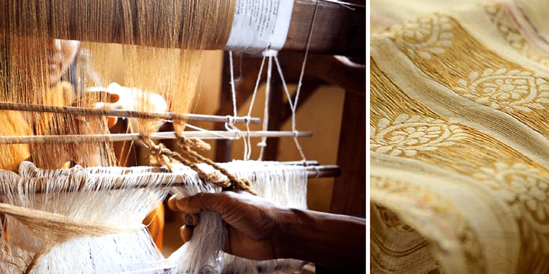 Weaving traditional handlooms is now easier, thanks to this