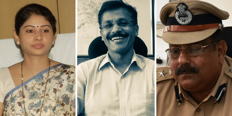Here's a closer look at the 10 civil servants who make India