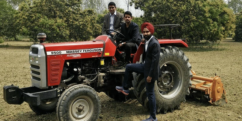 Agri startups are bringing in IoT, BigData and equipment to