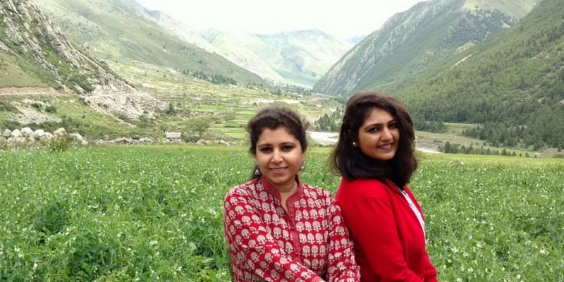 Haven in the hills: Two sisters set up an organic resort to help the local community