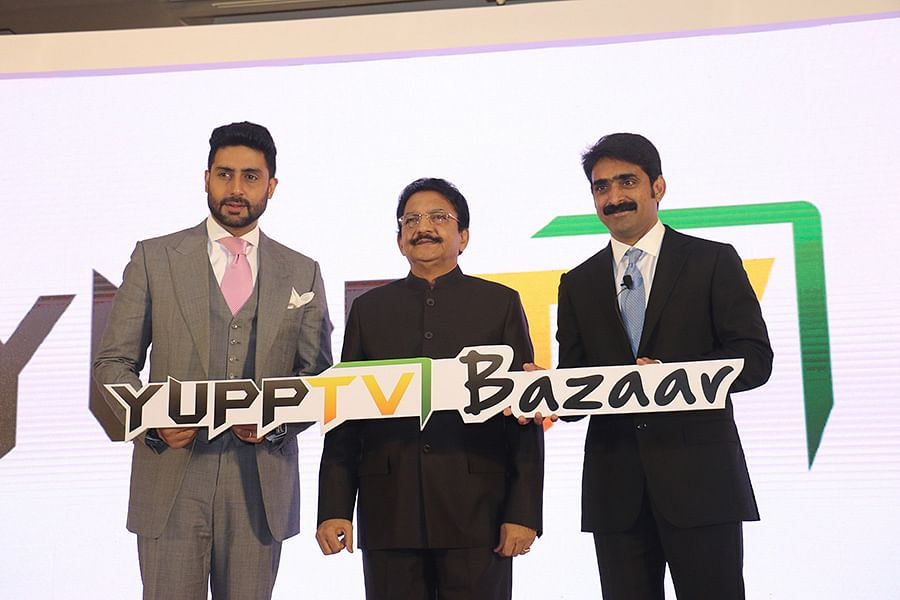 YuppTV, a decade-old video-streaming service for the diaspora, is