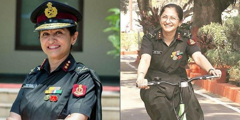 Meet Major General Madhuri Kanitkar, the first woman dean of this