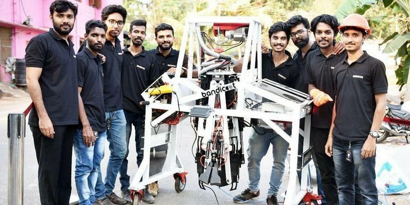 genrobotics, deep-tech startups