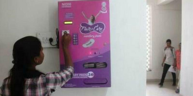 Image result for sanitary vending machine