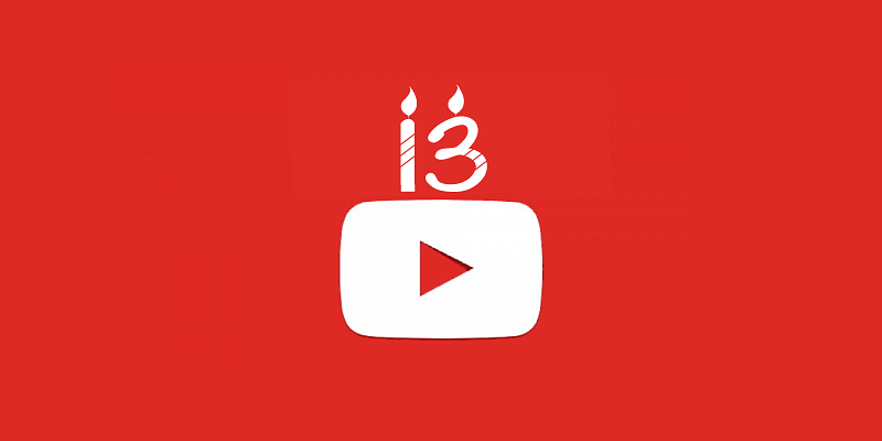 YouTube turns 13: milestones from the world's most popular video