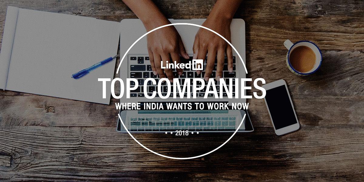 Flipkart beats Amazon, Google in LinkedIn's top ten companies