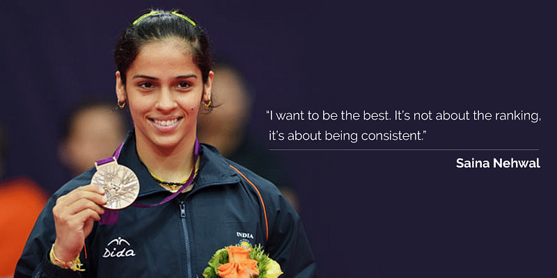 12 inspirational quotes to push women in sports to persevere