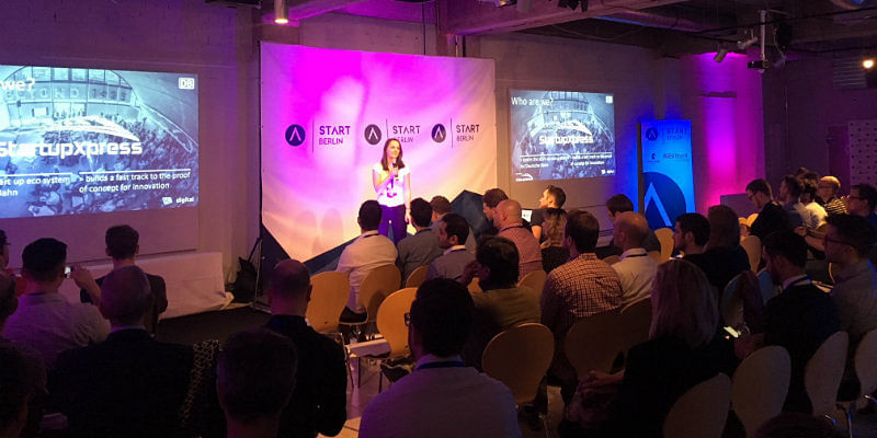 Start Berlin holds demo day for 15 upcoming entrepreneurs