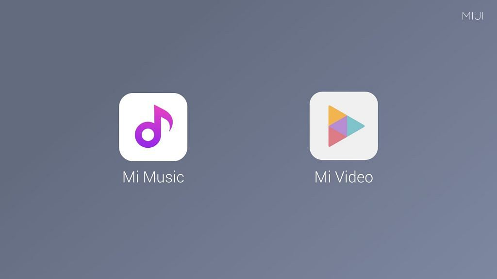Xiaomi launches content streaming services with Mi Music and