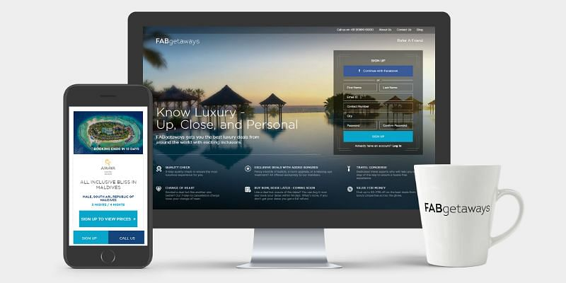India's first members-only luxury travel platform