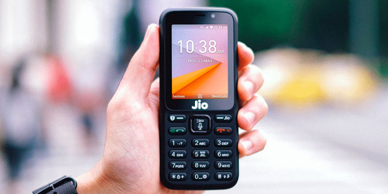 KaiOS, which powers JioPhone, is India's No  2 mobile operating