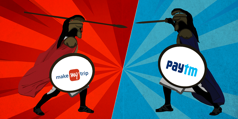 With 38 M travel tickets sold, how does Paytm travel fair