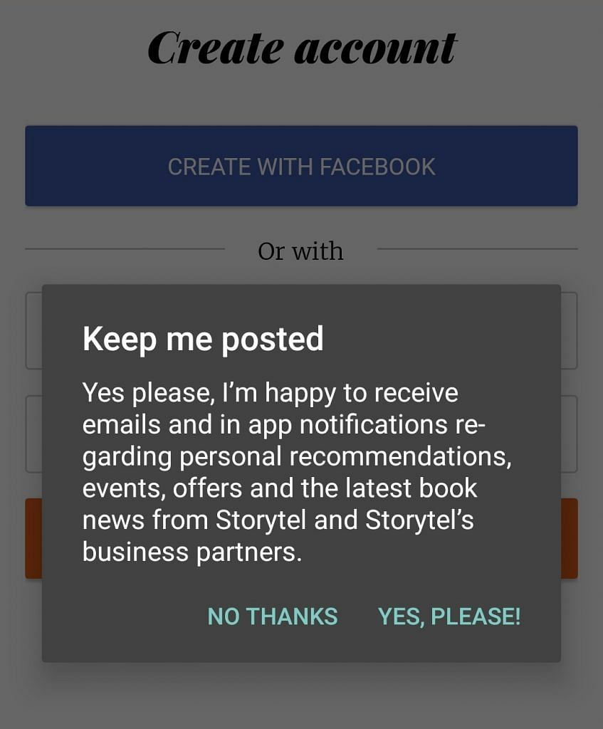 App Fridays] Storytel is a must-have app if you like audiobooks