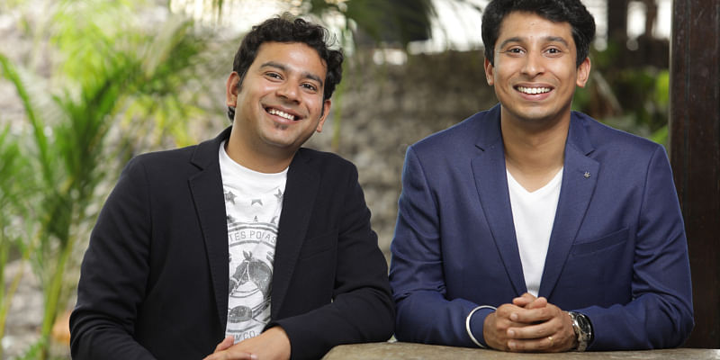 Meesho founders Sanjeev and Vidit - Series C funding