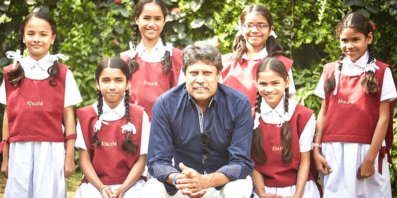 How Kapil Dev's NGO 'Khushii' is helping underprivileged