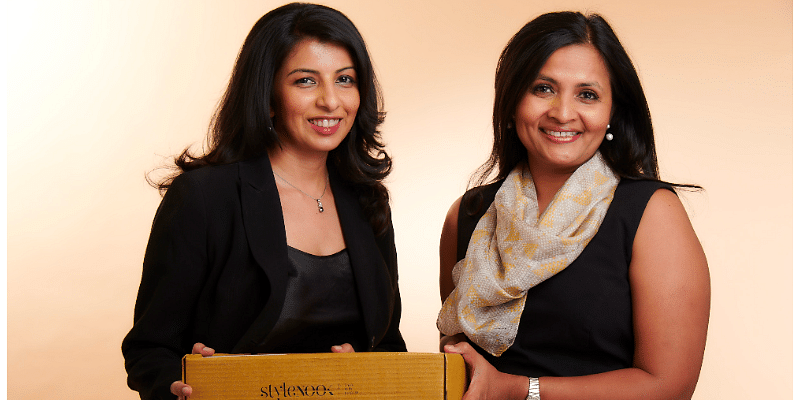 StyleNook Co-founders Kuntal Malia and Arti Gupta