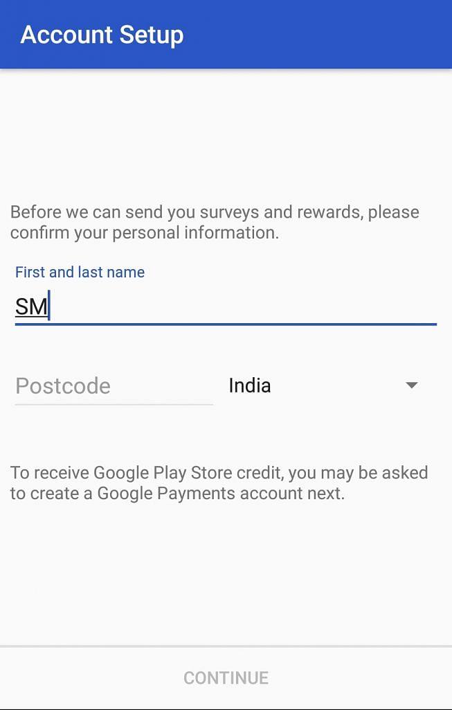 App Fridays: Google Opinion Rewards lets you take short
