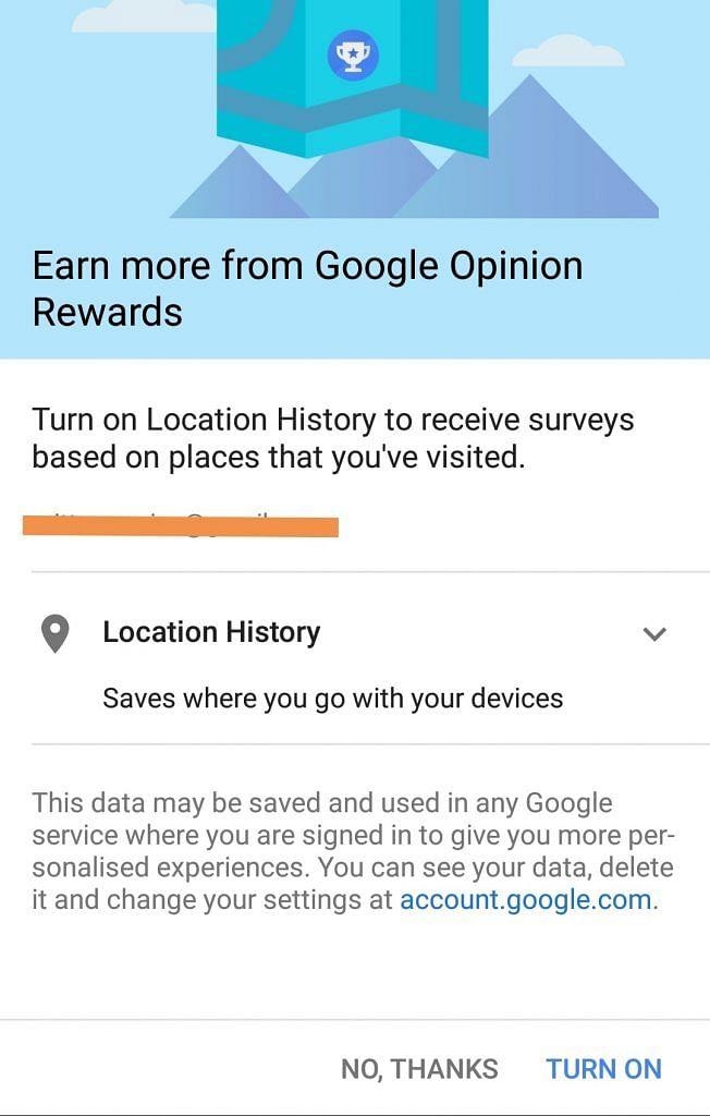 App Fridays: Google Opinion Rewards lets you take short surveys and