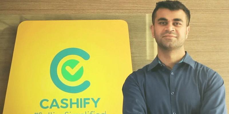 Mandeep Manocha Co Founder Of Cashify