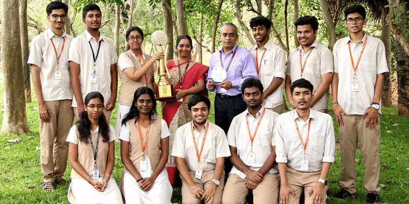 Students work to resolve India's governance issues at Smart India