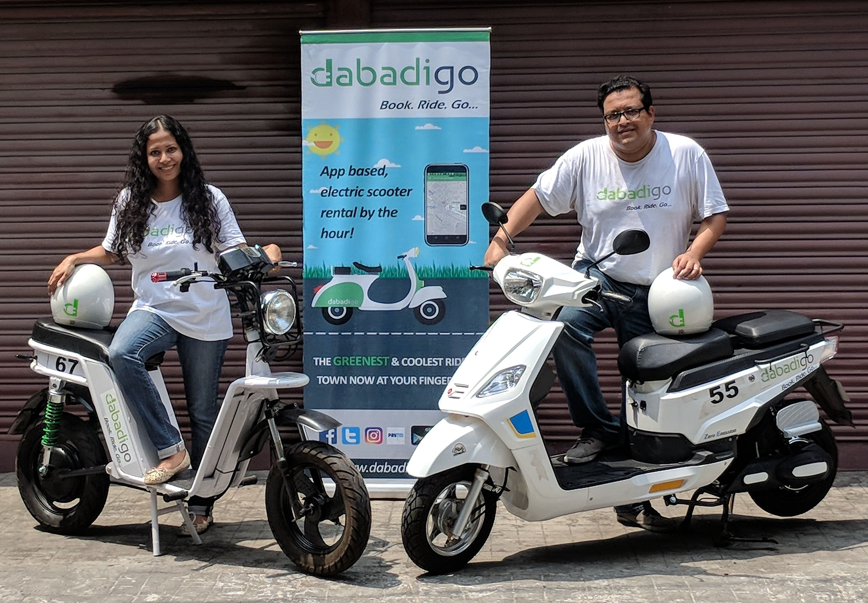 promo code a23d0 2f36a That spark of an idea led to the beginning of dabadigo, a rental service  for electric scooters that didn t require a license to operate and could be  dropped ...