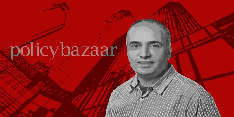 Yashish Dahiya, Co-founder and CEO, PolicyBazaar