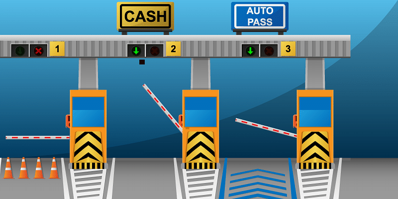 Automation of toll payments could rely on the same tech as