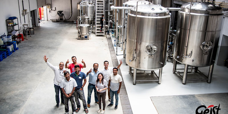 How an introduction to beer turns into a business – the