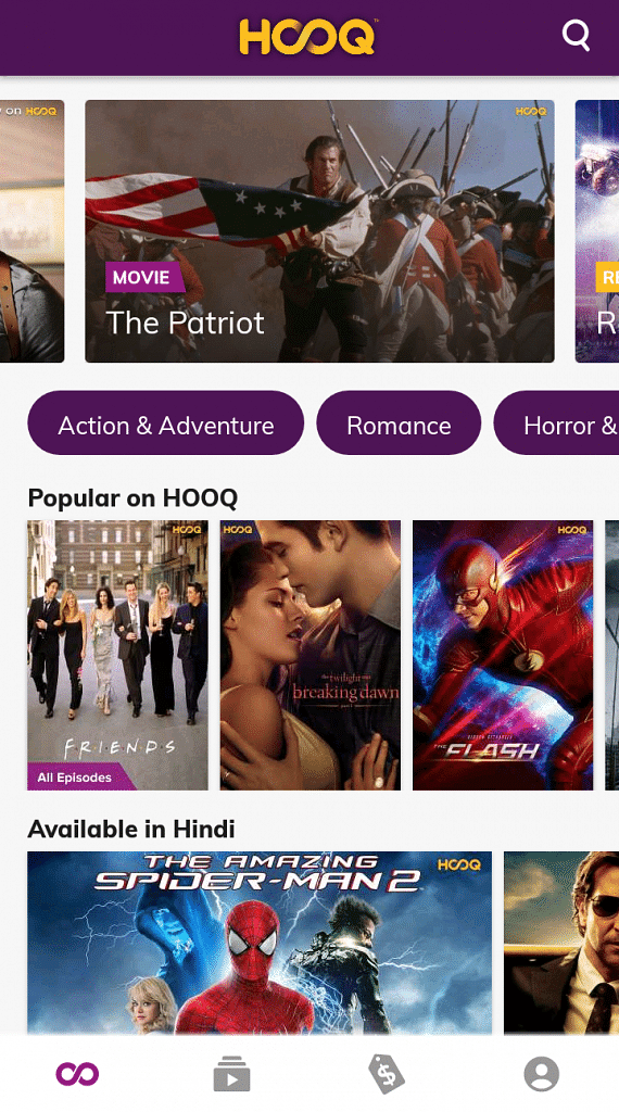 App Fridays] Meet HOOQ, a pocket-friendly ticket to