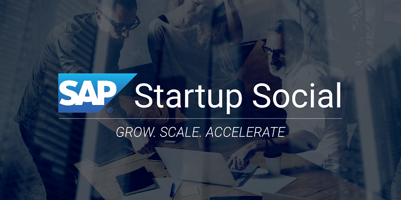 At 3rd edition of SAP's Startup Social, find out more about