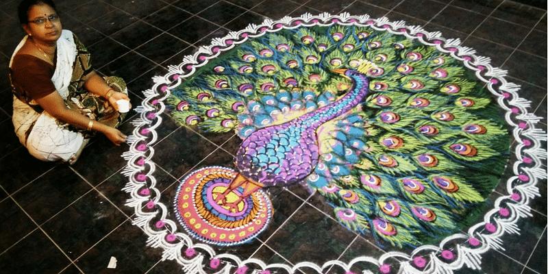Image result for mangalam srinivasan rangoli
