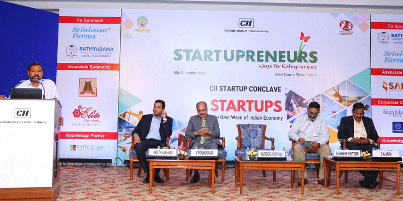 Tamil Nadu's startup policy is in the works, reveals CII Startup