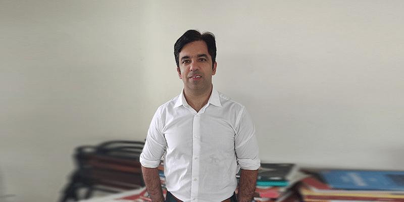 Sachin Gulati, Founder, Trumath