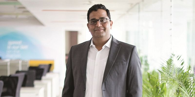 Paytm, Vijay Shekhar Sharma