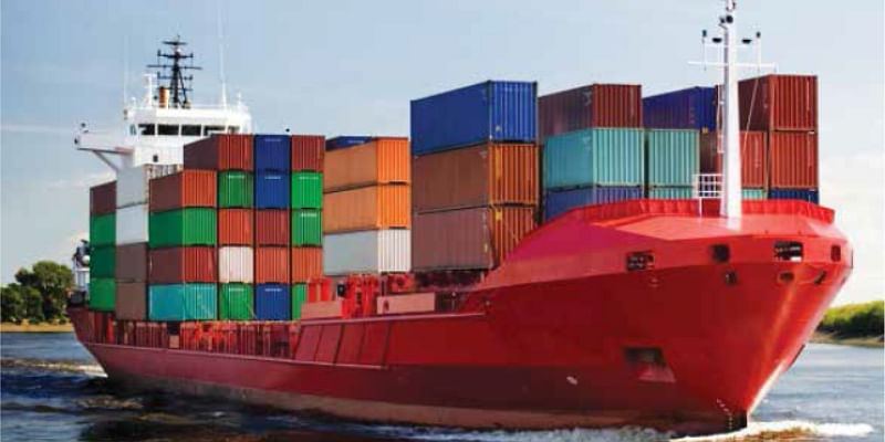India's first ever container movement on inland waterways