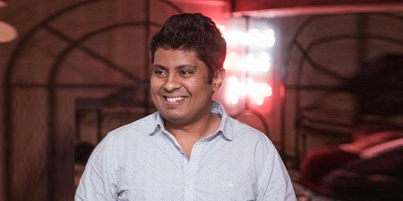 entrepreneur Karthik Shankar