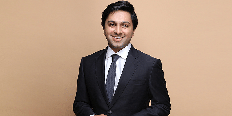 Lucideus Technologies' CEO and co-founder Saket Modi