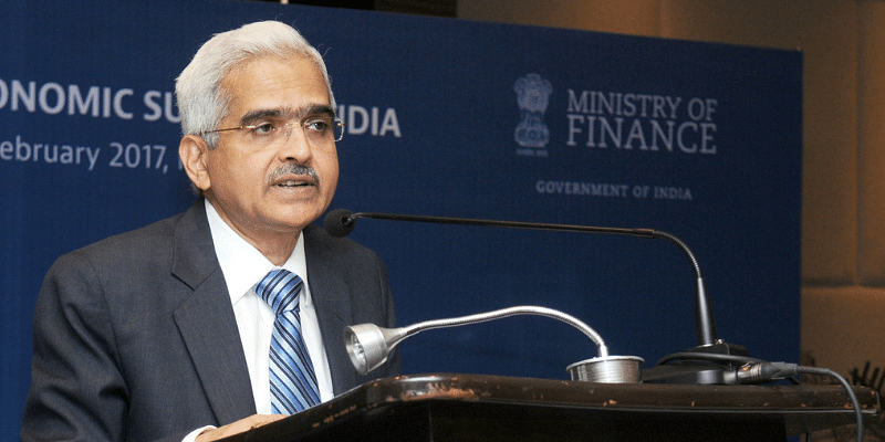 GDP growth in 2020-21 likely to be in negative: RBI Guv
