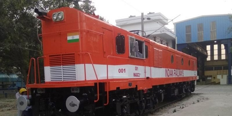 Indian Railways creates history, first to convert diesel