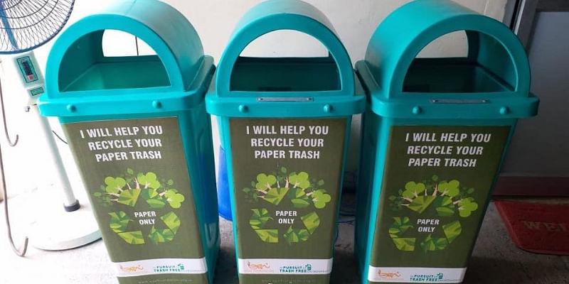 Agal Foundation, waste management
