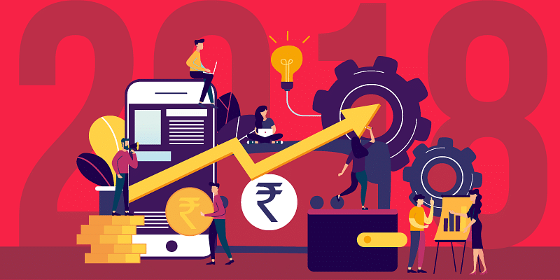 Startup funding 2018: The year India attracted new investors