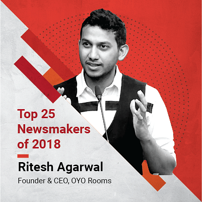 YourStory Top 25 Newsmakers of 2018: startup founders who're set to