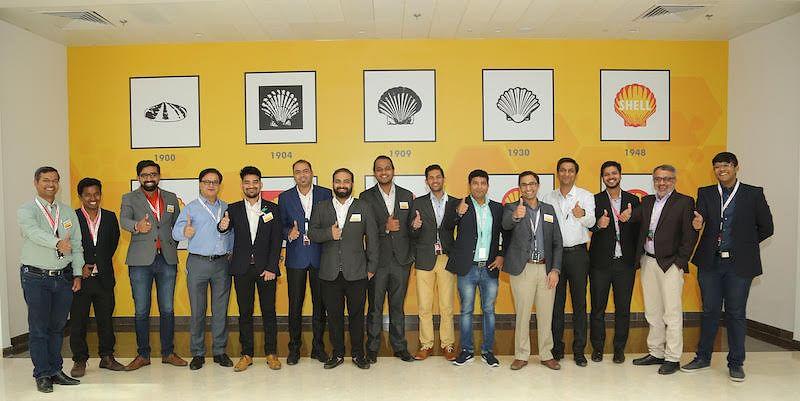 Shell E4 cohort 2 startups